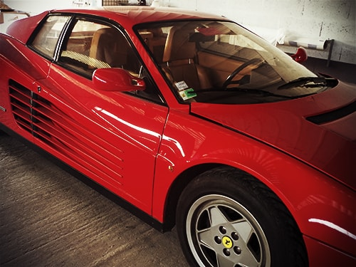 Ferrari Restauration Automobile 3