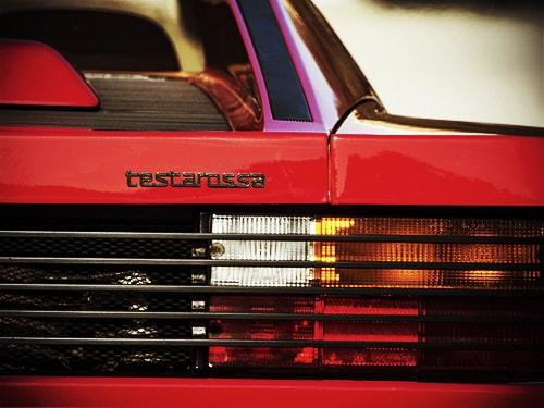Ferrari Restauration Automobile 4