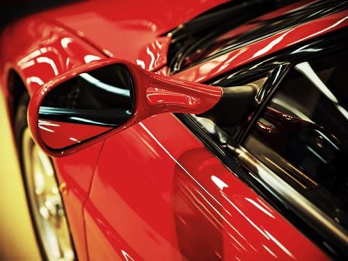 Ferrari Restauration Automobile 6