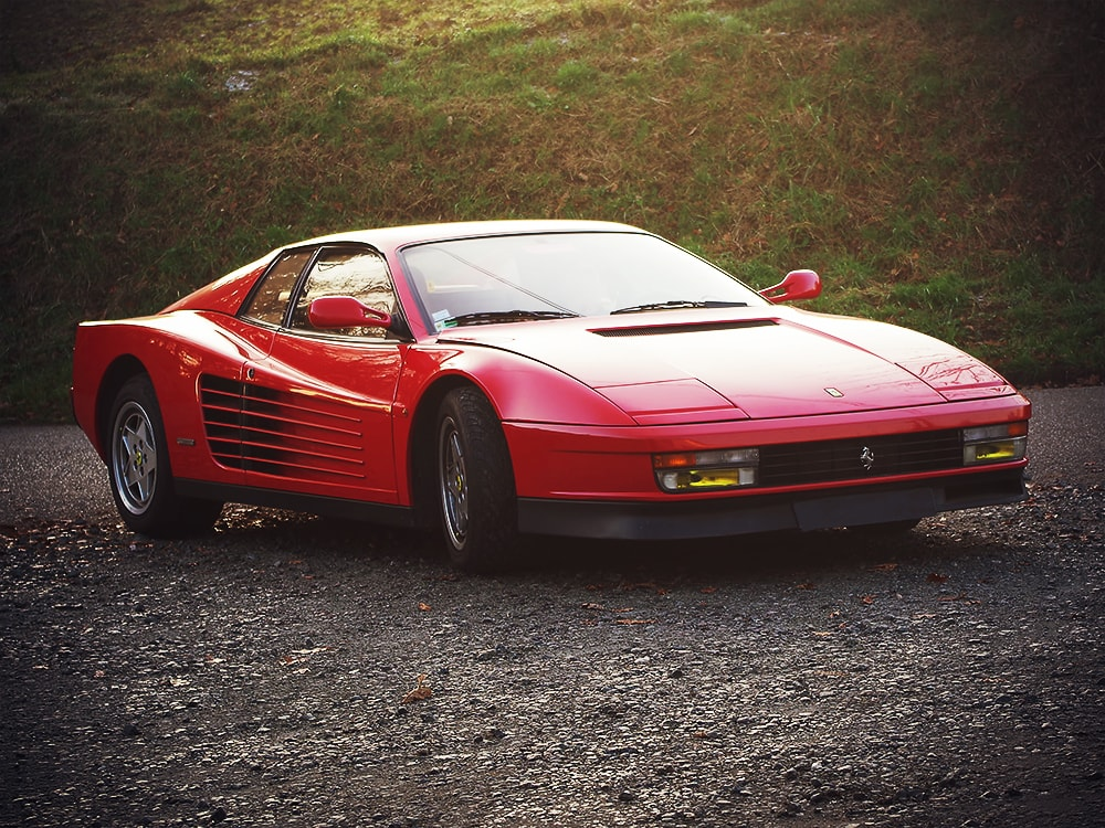 Ferrari Restauration Automobile