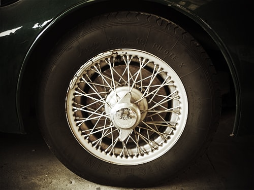 Jaguar Restauration Automobile 5