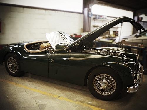 Jaguar Restauration Automobile 6