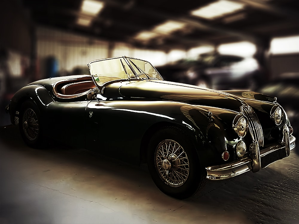 Jaguar Restauration Automobile